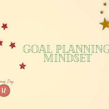 goals mindset