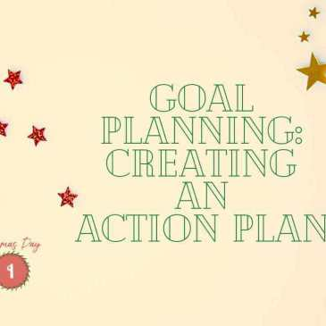 goal setting action plan