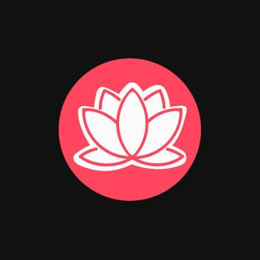 Picture of a lotus flower to represent a clear mind