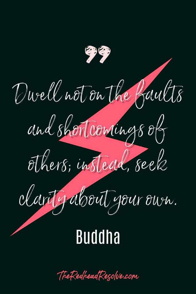 Self-reflection Quote